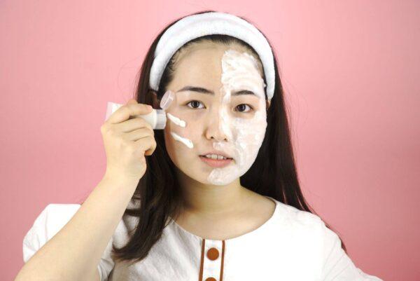 cách sử dụng mặt nạ sủi bọt thải độc