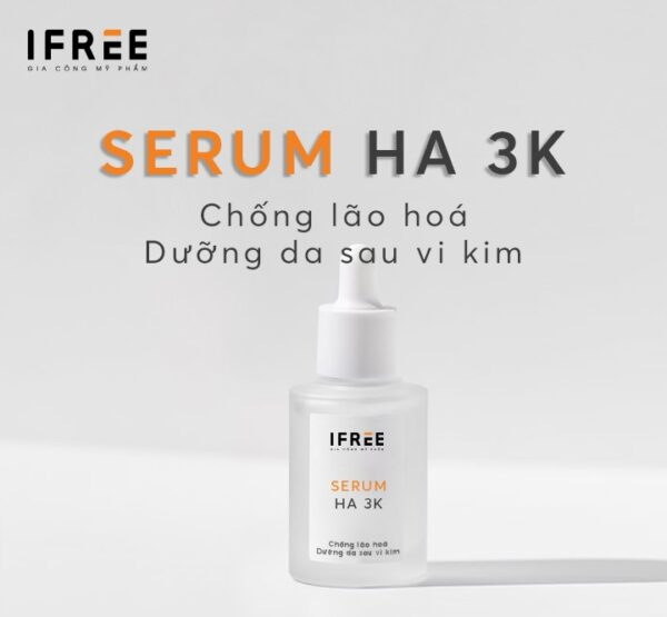 serum dưỡng ẩm ha