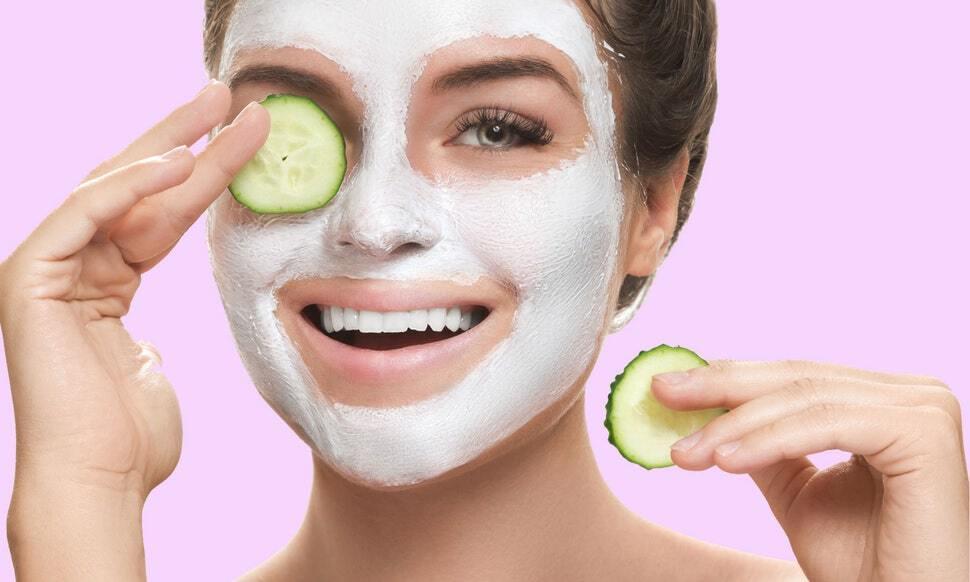 đắp mặt nạ thường xuyên giúp da đẹp lên