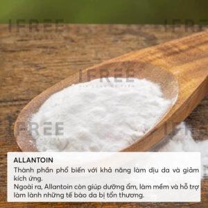 nguyên liệu mỹ phẩm allantoin