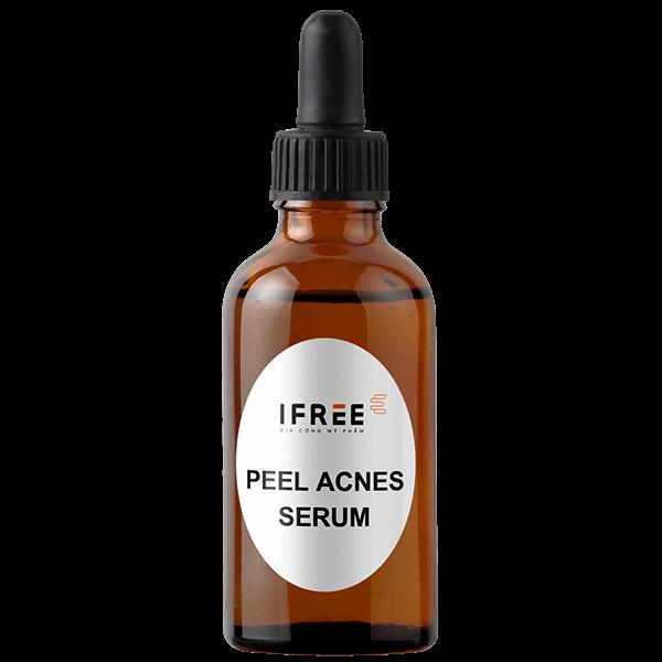 peel acnes serum