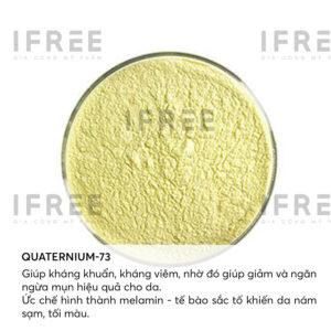 nguyên liệu mỹ phẩm quaternium 73