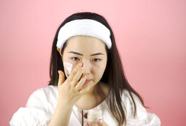 cách sử dụng mặt nạ tẩy tế bào chết