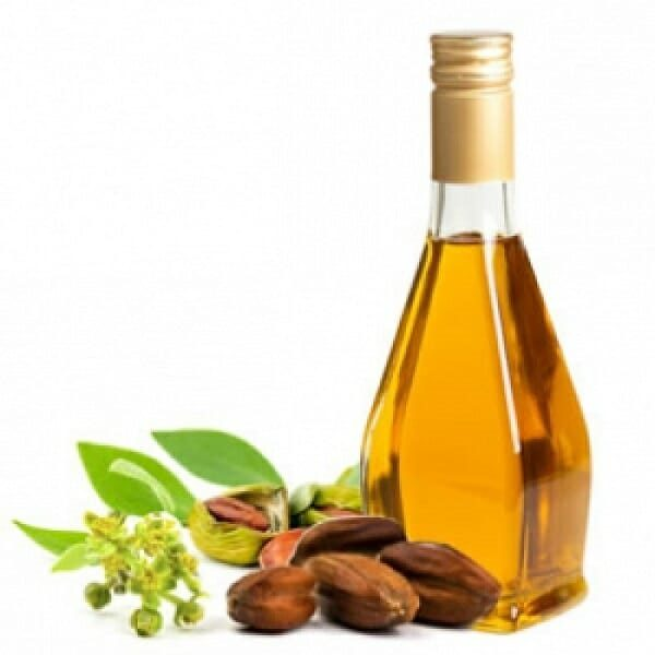 dầu jojoba giảm nết năn