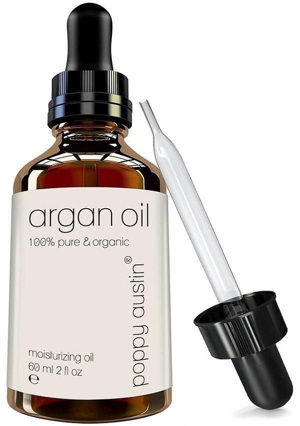 tác dụng của argan oil