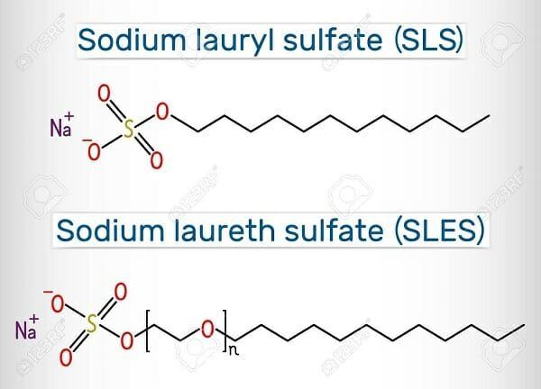 sodium laureth sulfate