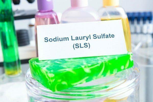 sodium laureth sulfate trong mỹ phẩm