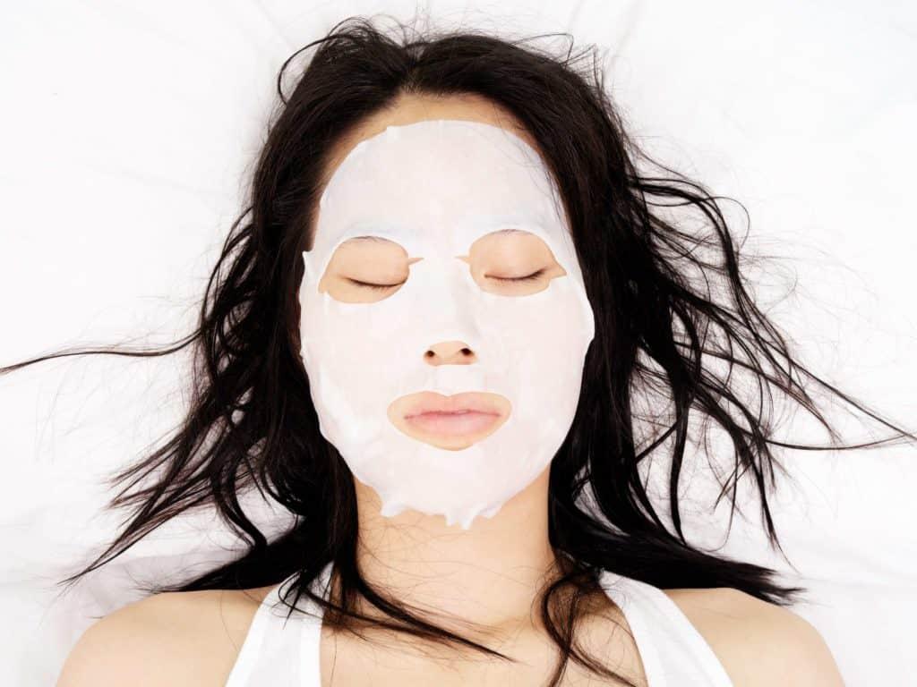 mask collagen