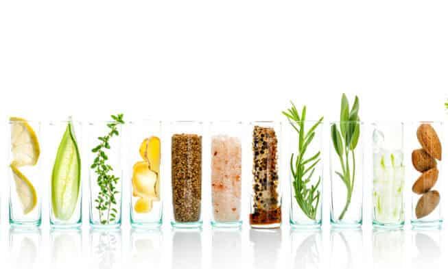 nguyên liệu dưỡng ẩm phục hồi da