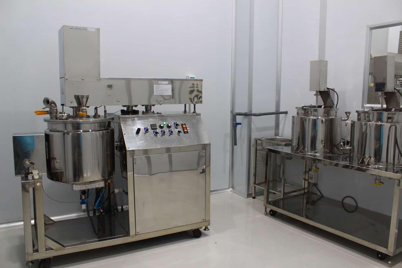 nhà máy gia công mỹ phẩm chất lượng cao ifree