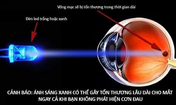 sản phẩm bảo vệ da chống ánh sáng xanh