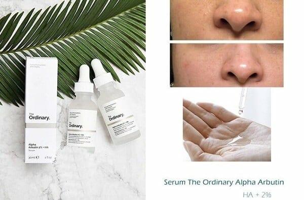serum alpha arbutin review chất lượng hiệu quả cao