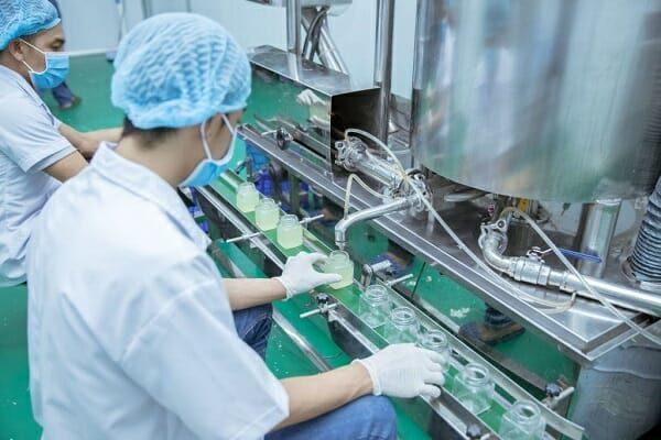 chứng nhận sản xuất mỹ phẩm