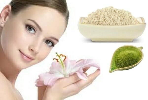 bột cám gạo trà xanh có tác dụng gì