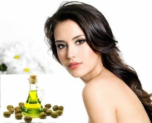 cách làm lông mày rậm bằng dầu oliu