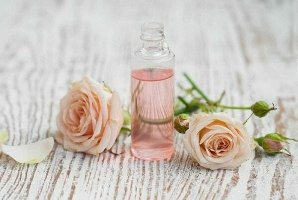 tự làm toner hoa hồng