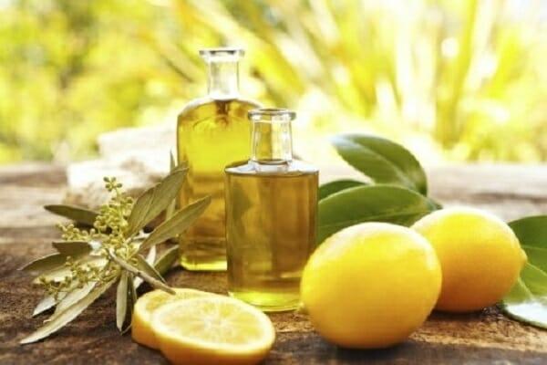 cách tắm với dầu oliu