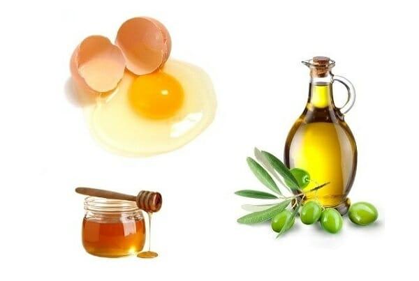 cách ủ tóc bằng dầu oliu
