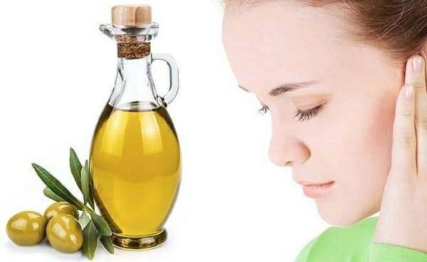 dầu oliu dưỡng da