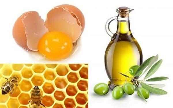 dầu oliu dưỡng da mặt