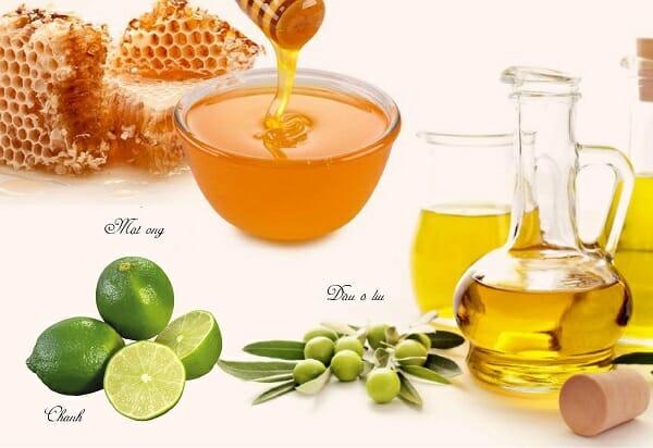 dầu oliu dưỡng da toàn thân