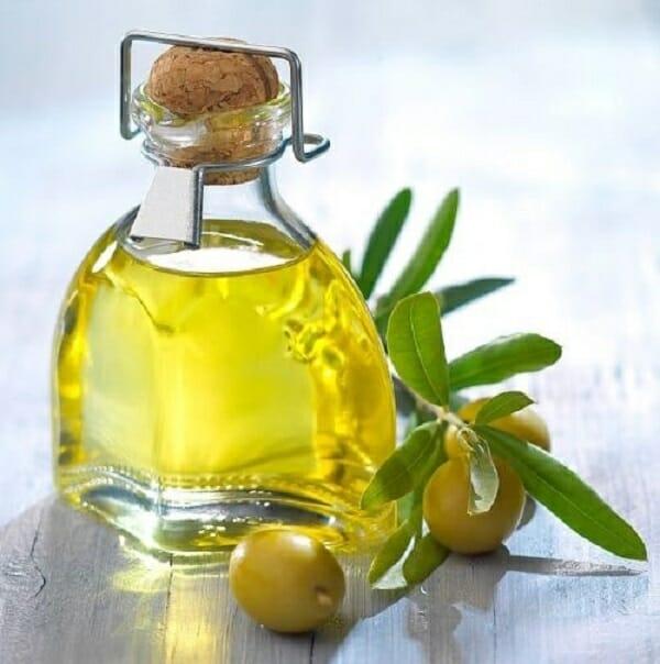 dầu oliu nguyên chất
