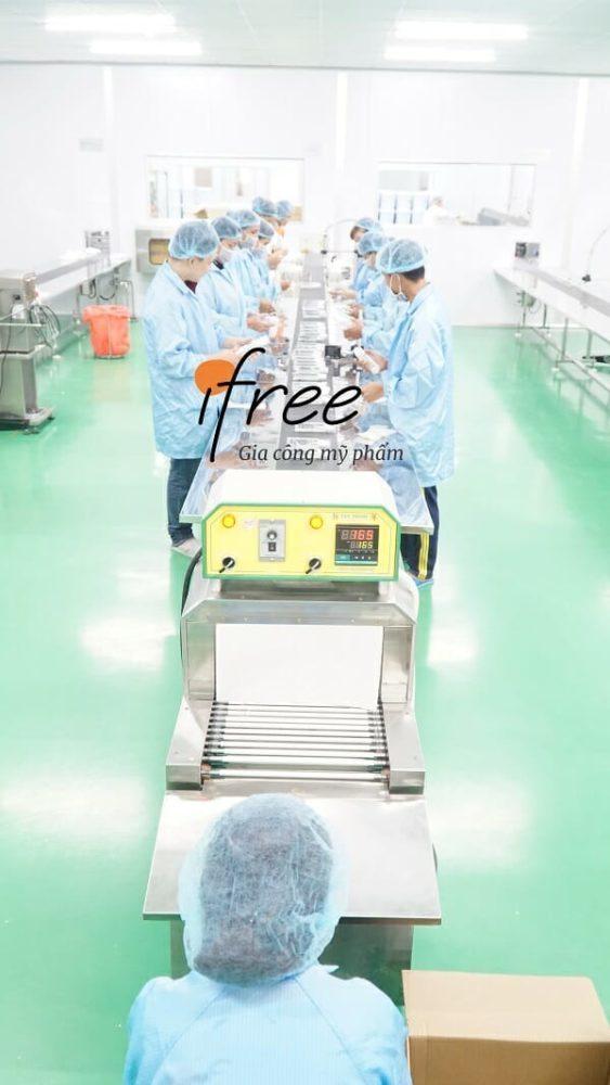 công ty gia công sản mỹ phẩm tại Hà Nội