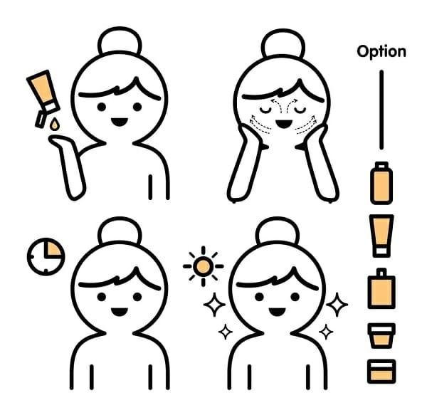 kem chống nắng vật lý hay hoá học tốt hơn