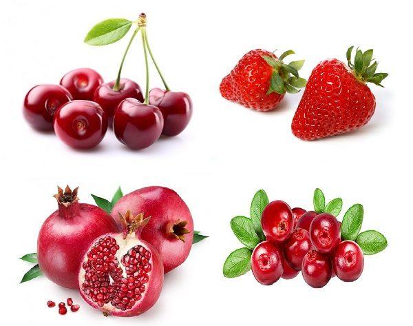 son môi làm từ cà chua tại nhà