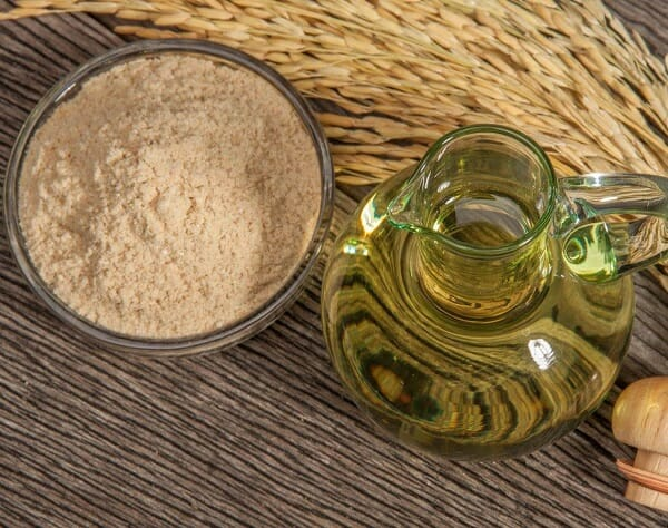 mặt nạ dầu dừa cám gạo