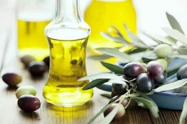 mặt nạ từ dầu oliu