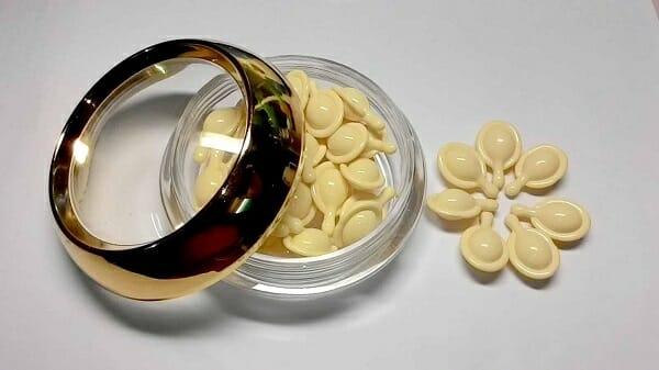 serum dưỡng da dạng viên