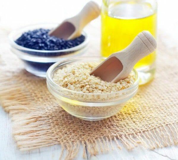 sesame oil là gì