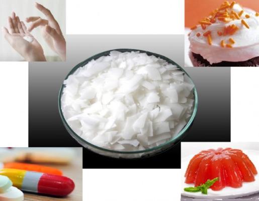 stearic acid có trong mỹ phẩm