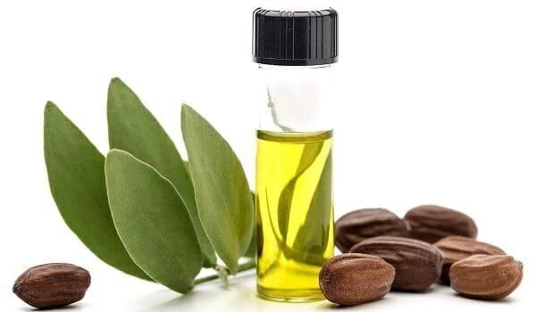 dưỡng tóc bằng dầu jojoba