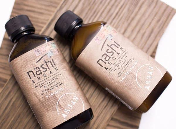 revew dầu dưỡng tóc nashi argan