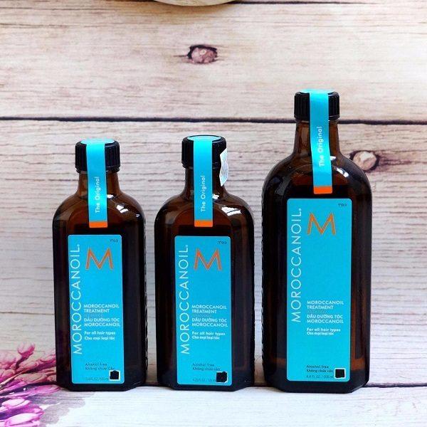 dầu dưỡng moroccan argan oil