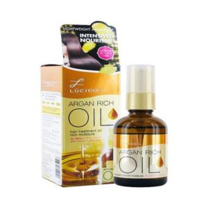 dầu dưỡng tóc lucido argan rich oil