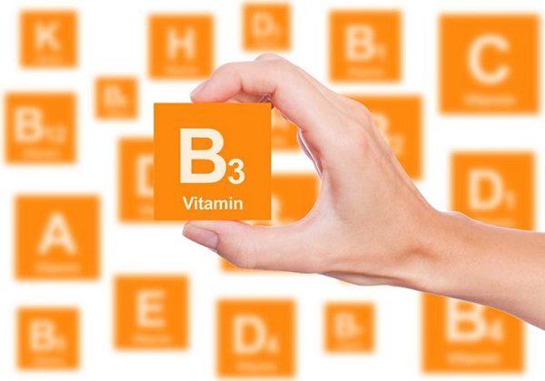 tác dụng của vitamin b3 trong mỹ phẩm
