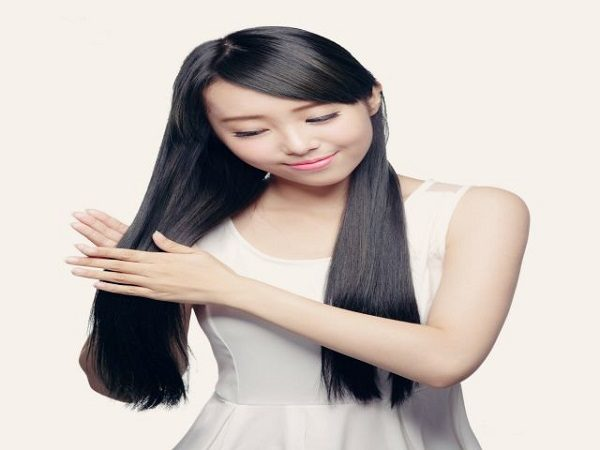 cách dùng r3 argan hair oil