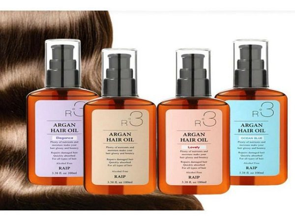 dầu dưỡng tóc r3 argan hair oil review