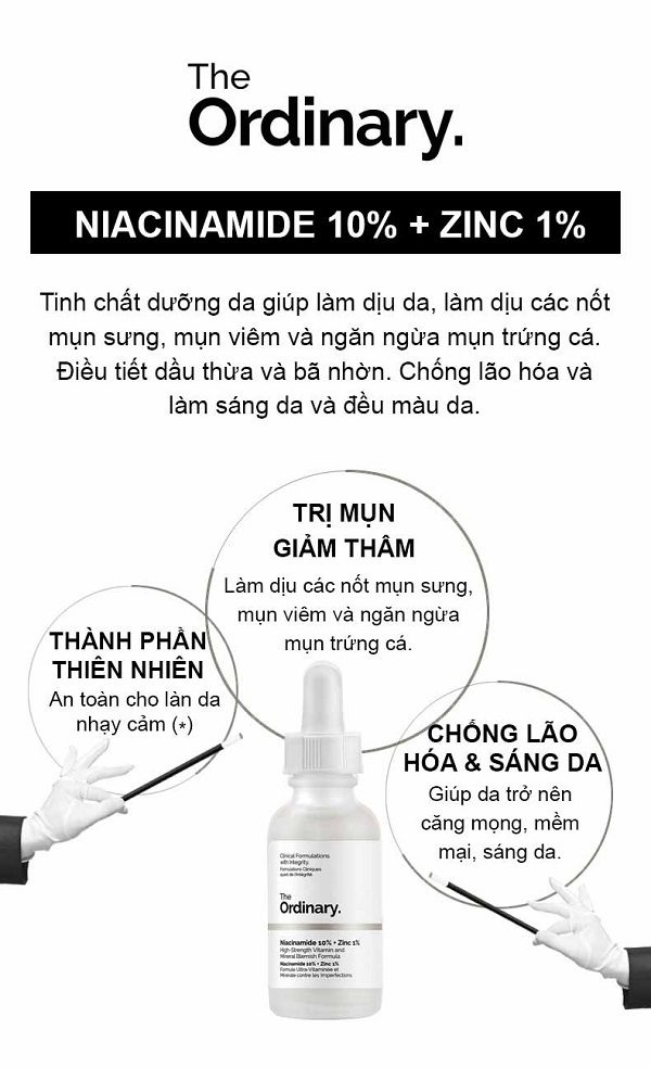 the ordinary niacinamide review