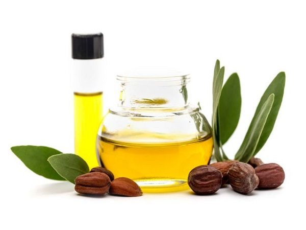tinh dầu jojoba trị mụn