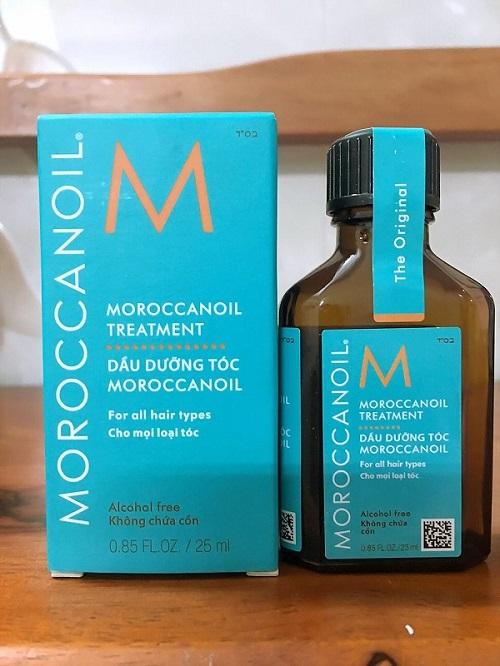 tinh dầu moroccan argan oil