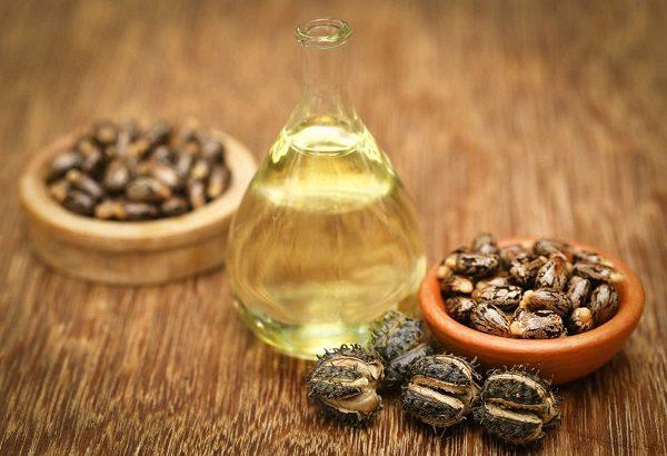 dầu thầu dầu trị mụn và sẹo