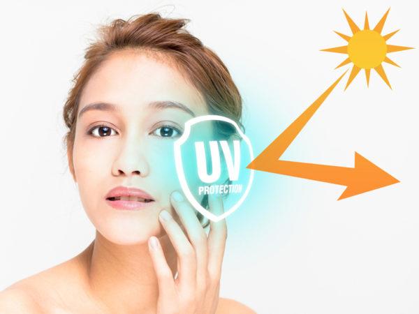 khả năng chống tia UV từ chiết xuất vi tảo lục