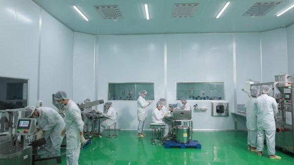 nhà máy sản xuất mặt nạ ủ tóc