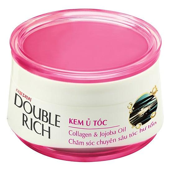 kem ủ tóc chứa collagen
