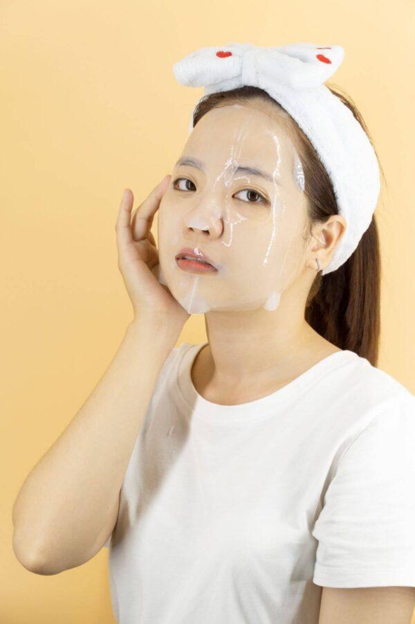 hiệu quả mặt nạ hydrojel melting mask