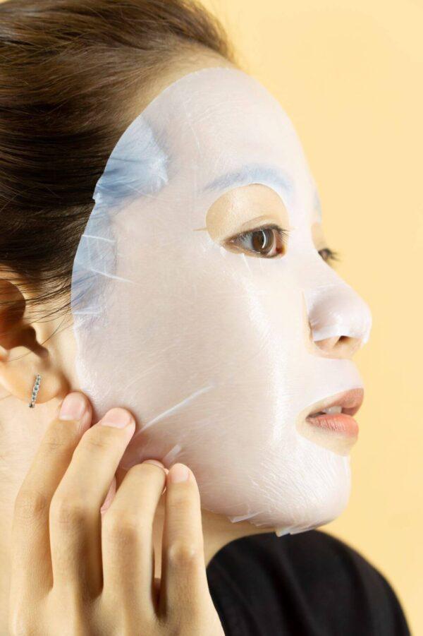 chỉnh mặt nạ biocellulose mask